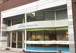 partners urgent care boston common