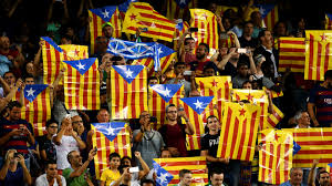 barcelona condemn spanish crackdown on catalonia independence vote