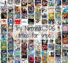 try nintendo 3ds games for free daddy daydream