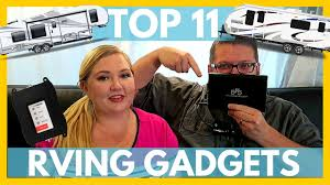 top 11 gadgets for full time rv living youtube