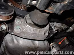 audi a4 quattro b5 engine mount replacement 1 8t 1997 2001