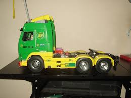 volvo truck tractor for sale wanted tamiya big tractors trailers trucks 14 scale r c tech forums