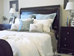 Home Decor Master Bedroom Traditional And Cozy In Texas Home Tour Debbiedoos