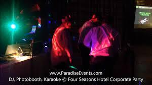 karaoke rentals karaoke rentals vancouver paradise events four seasons hotel