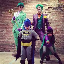 Superhero Family Halloween Costumes Neil Patrick Harris And His Families Halloween Costumes Imgur