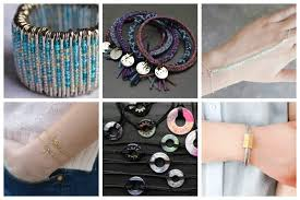 easy diy bracelet tutorials images 22 easy diy bracelets you can make in an hour ideal me jpg