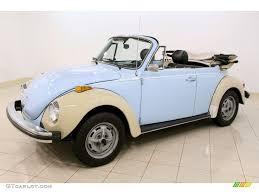 1979 vw volkswagen beetle convertible light blue 1979 volkswagen beetle convertible exterior photo