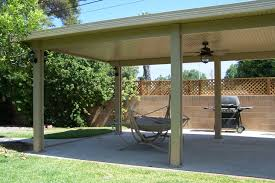 Patio Roof Designs Pictures by Freestanding Patio Covers Ocean Pacific Patios