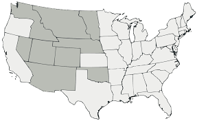 United States Map Without Names by Best Photos Of Blank Us Map Blank Us Maps With State Borders