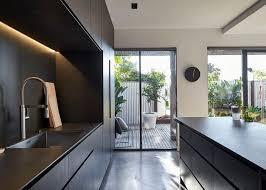the 25 best black kitchens ideas on pinterest navy kitchen
