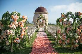 california weddings dreamy newport california wedding with breathtaking décor