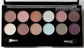 Makeup Mua review mua makeup academy eyeshadow palette
