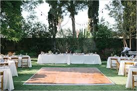Wedding In Backyard by Backyard Wedding Layout Outdoor Furniture Design And Ideas