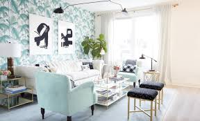 Small Space Salon Ideas - interior design ideas that make your home feel huge a small space