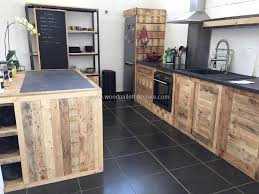 Pallet Kitchen Furniture Kitchen Wooden Furniture Photogiraffe Me