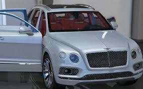 blue bentley interior bentley bentayga add on replace gta5 mods com