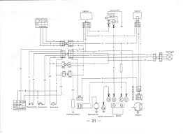 110cc chinese atv wiring diagram diagram images wiring diagram