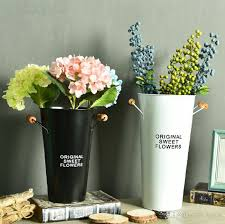 Tin Flower Vases Wholesale Tin Vases Buy Cheap Tin Vases From Chinese Wholesalers