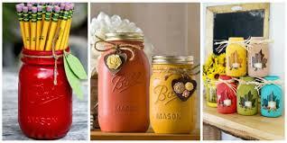 30 jar fall crafts autumn diy ideas with jars