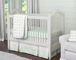 unique crib bedding etsy