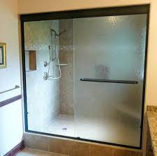 custom sliding shower doors options