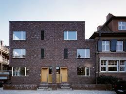 Wohnhaus Wohnhaus Sentruper Höhe Burhoff Und Burhoff