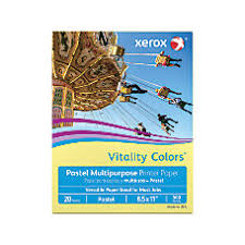 colored paper and color printer paper from office depot officemax