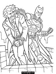 joker coloring pages batman coloring