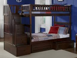 Bunk Bed With Storage Henry Bunk Bed With Storage Reviews Wayfair