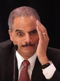 Attorney General Eric Holder's