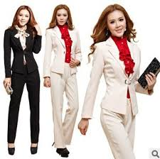 color impression to choose business attire for women 0015 stylehitz