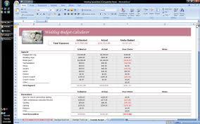 List Of Spreadsheet Software Wedding Planner Excel Spreadsheet Software Business Other