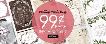 cheap wedding invites cheap wedding invitations s bridal bargains