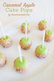 where can i buy caramel apple lollipops edible obsession caramel apple cake pops conrad