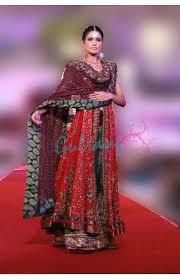 pakistani bridal dresses in plum color wedding dresses online