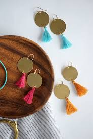 earrings diy and loisdiy statement earrings and lois