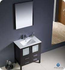 30 Inch Modern Bathroom Vanity 30