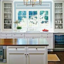 How To Afford The Kitchen You Want Wall Wood Sinks And Countertop - Kitchen sink windows
