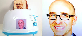 Toaster Face 10 Crazy Selfie Gadgets Meen Curry