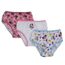 Minnie Mouse Clothes For Toddlers Disney Baby Girls 3 Pack Minnie Mouse Underwear Toddler Toys