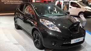 nissan leaf 2017 interior nissan leaf 2017 in detail review walkaround interior exterior youtube