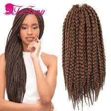 how to pretwist hair pretwist box braids hair crochet 12 14 inch synthetic crochet hair