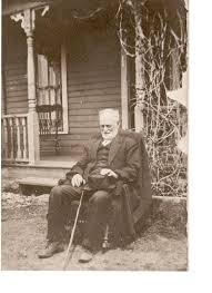 Old Rocking Chair On Porch Sargent County Old Settlers And Pioneers