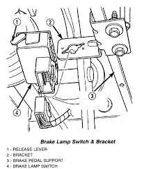 2012 ram 1500 brake light switch my dodge durango will not shift into gear car is running buy the