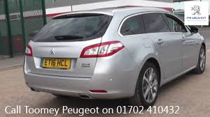 peugeot 408 used car et16hcl peugeot 506 used peugeot 506 toomey southend youtube