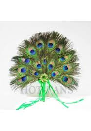 peacock feather fan peacock feather fan buy online peacock feather fan
