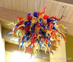 multi colored light fixture factory price chihuly light fixtures multi colored murano glass 100