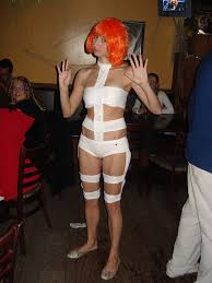 Leeloo Halloween Costume Leeloo Pics