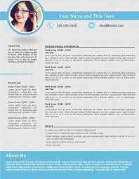 Resume Pdf Template Resume Templates 2016 Which One Should You Choose Curriculum Vitae