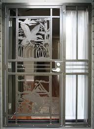 glass security doors craftsman custom series mascotte security